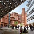 masdar courtyard campus