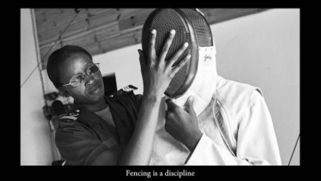 senegal olympic fencing _00001816