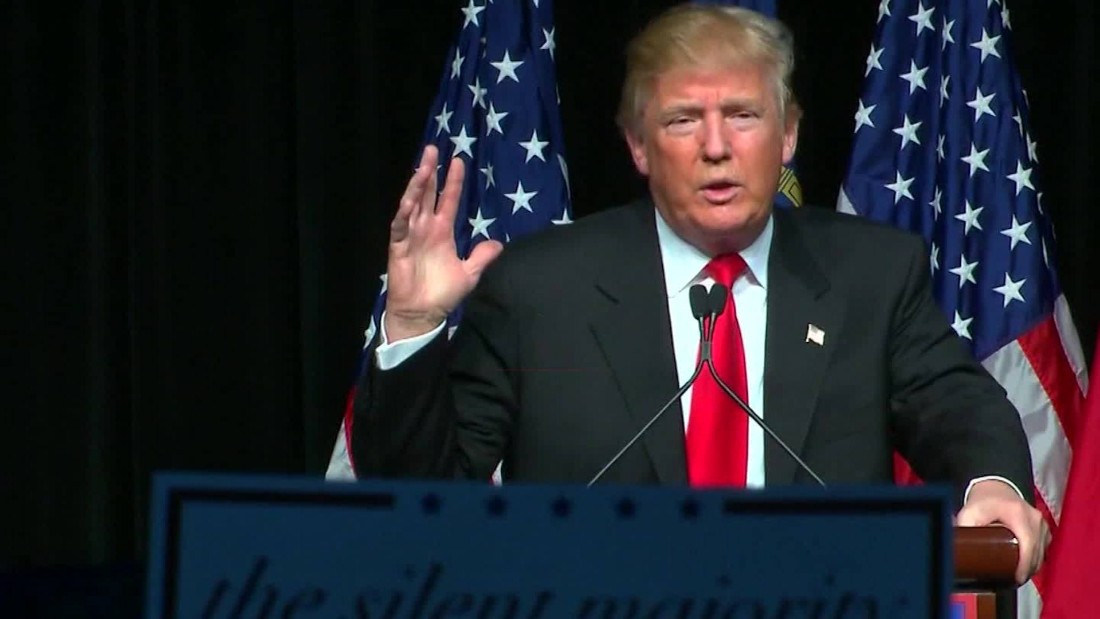 We're shocked: Donald Trump is a sexist