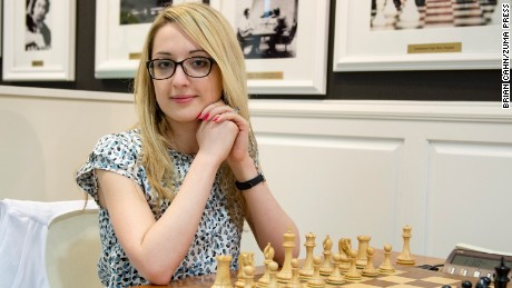 US champion chess player Nazi Paikidze-Barnes is boycotting the world championships in Iran.