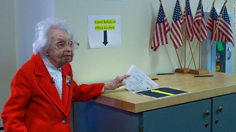 A vote 103 years in the making