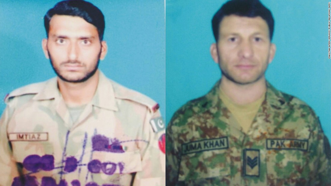 Pakistan captures Indian soldier along disputed Kashmir border