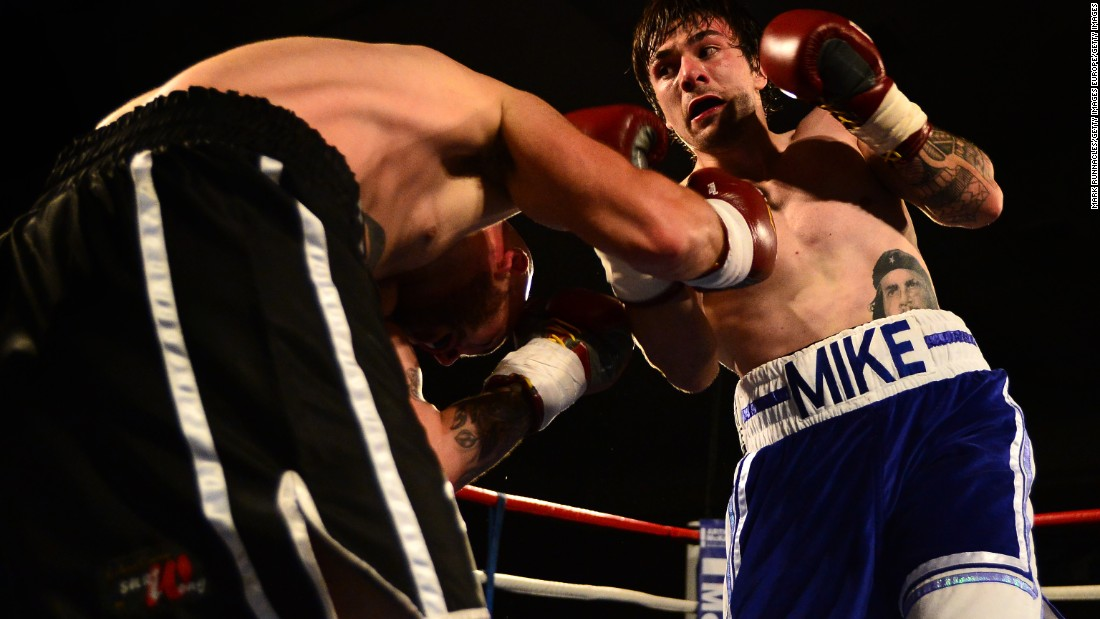 Scottish boxer Mike Towell dies after bout