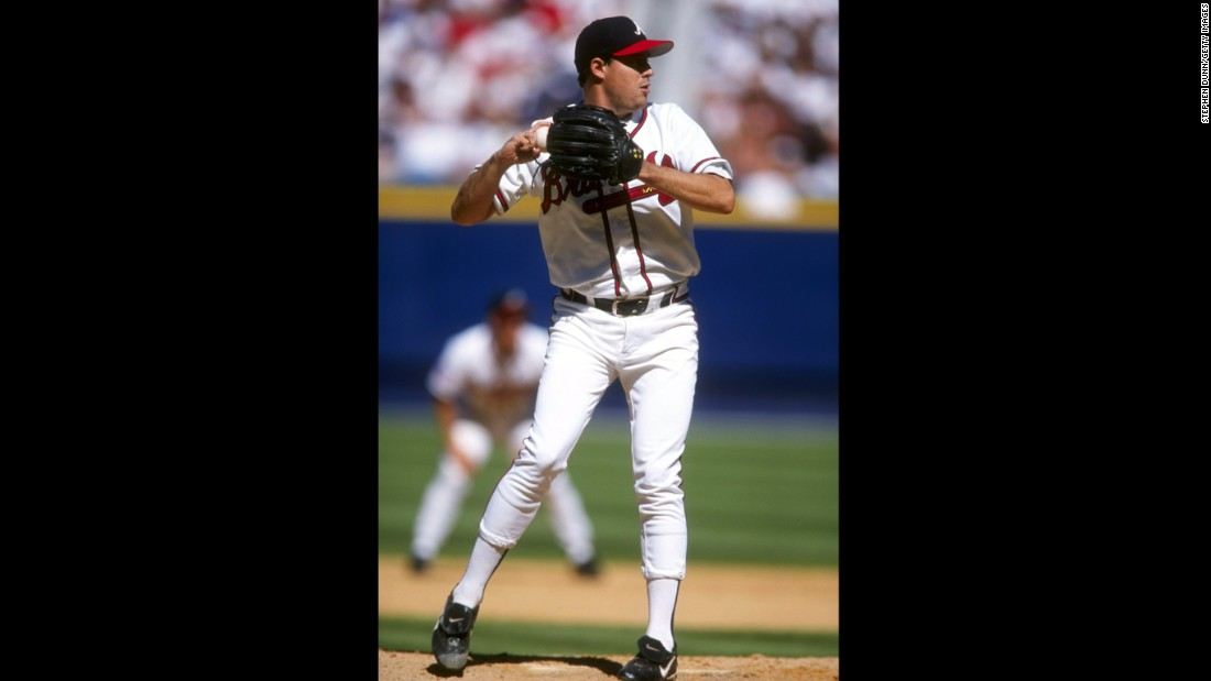On September 30, 1997, in the first postseason game at The Ted, Greg Maddux, now in the National Baseball Hall of Fame, pitched a complete game, defeating the Houston Astros 2-1 in the National League Division Series.<br />