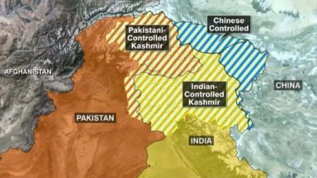 Kashmir Fast Facts