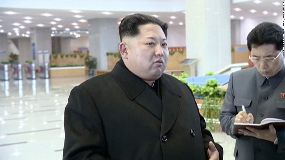 First on CNN: North Korea may be planning October Surprise, study says