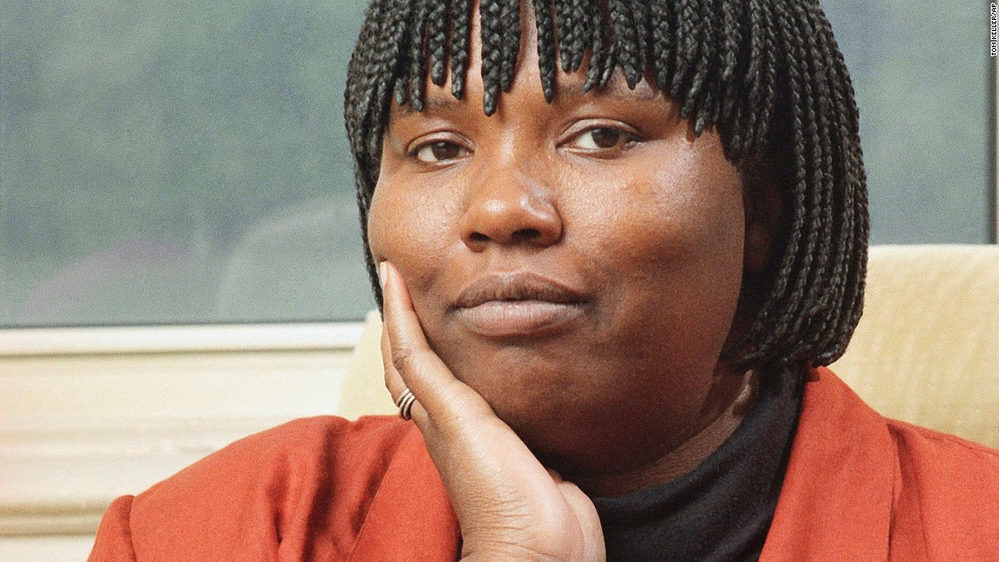 "Award-winning author <a href=""http://www.cnn.com/2016/10/04/entertainment/gloria-naylor-dies/"" target=""_blank"">Gloria Naylor</a>, whose explorations of the lives of black women in the 1980s and 1990s earned her wide acclaim, died on September 28. She was 66."