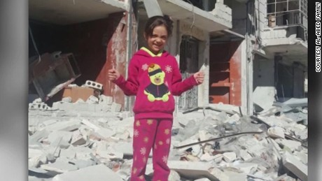 Aleppo: 7-year-old girl's Twitter account goes silent