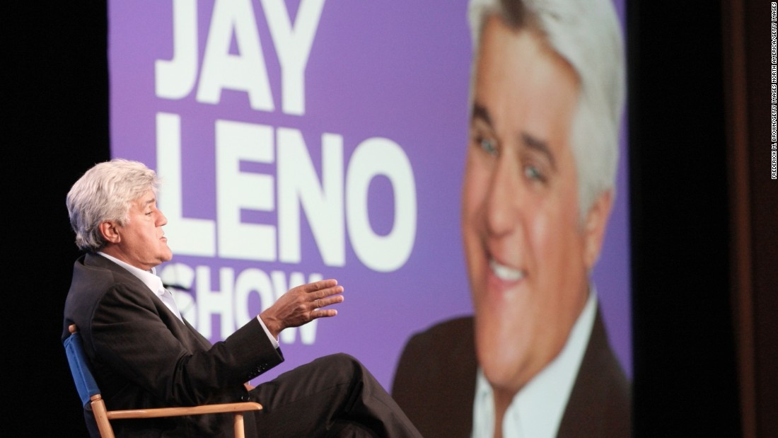 "Towards the end of his first tenure with ""The Tonight Show,"" Leno agreed a new contract with NBC to host ""The Jay Leno Show."" This aired until 2010, after which Leno returned to his former role."