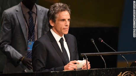 Ben Stiller: Prostate cancer test 'saved my life'