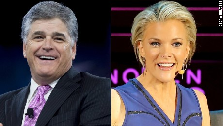 Megyn Kelly is right about Trump choosing Hannity over 'unsafe spaces'