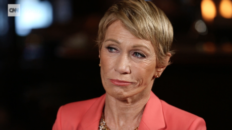"""Barbara Corcoran apologized to Whoopi Goldberg folowing an apperance on """"The View."""""""
