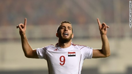 World Cup: Syria shocks China in bid to qualify for Russia 2018