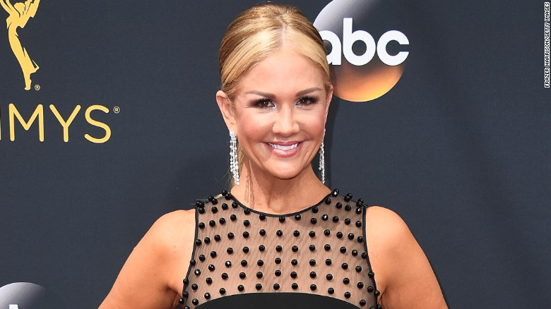 Nancy O'Dell reacts to Trump's lewd comments about her