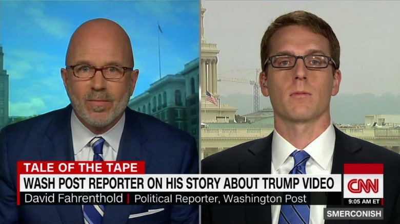 Fahrenthold on breaking Trump video story_00014407