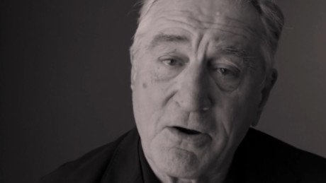 Robert De Niro slams Donald Trump video_00001018