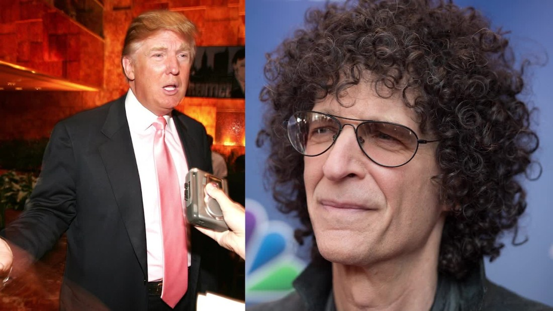 Donald Trump to Howard Stern: It's okay to call my daughter a 'piece of ass'