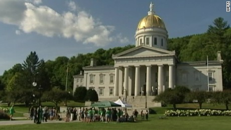 Vermont celebrates Native Americans on Columbus Day