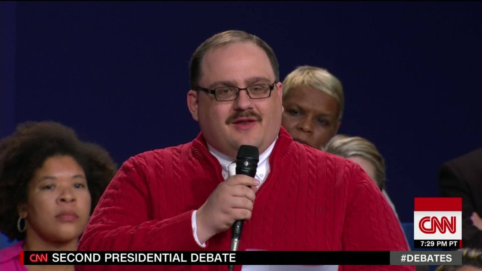 Ken Bone: The man who won the 2nd presidential debate - CNNPolitics