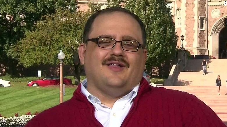 ken bone presidential debate red sweater intv nr_00004912