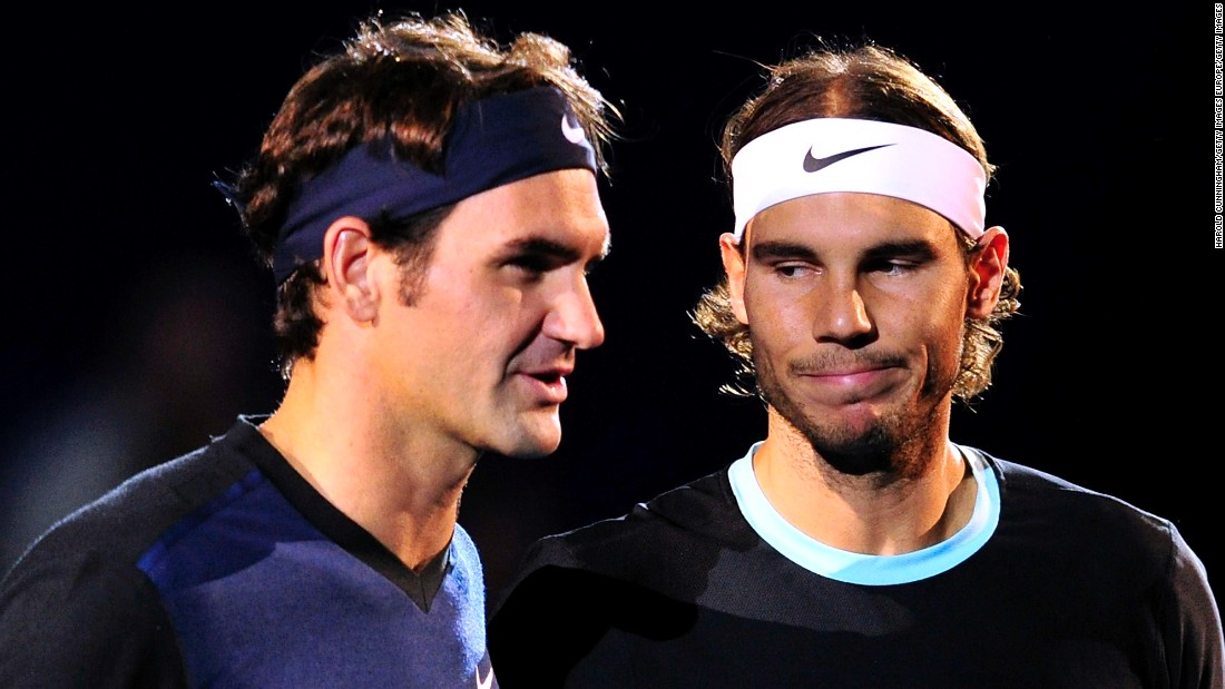 Federer's major rival in his career, Rafael Nadal, has also struggled physically. He shut down his season last month to rehabilitate from a wrist injury.