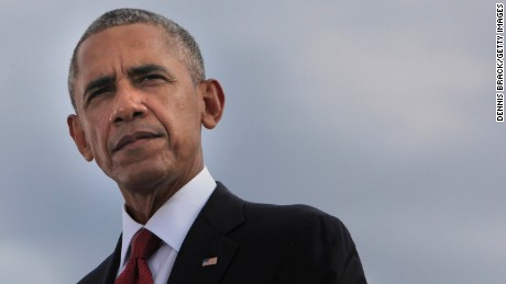 Obama on Republicans disavowing Trump: Too little, too late