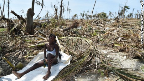 Disaster divided: Two countries, one island, life-and-death differences