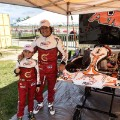 emerson fittipaldi and his son little emmo