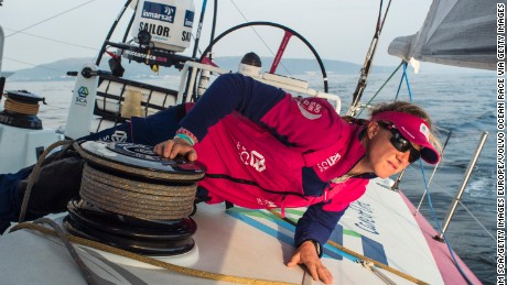 Volvo Ocean Race: Female sailors to take around-the-world race by storm?