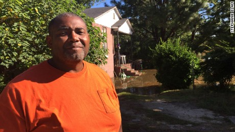 Karl Joyner of Tarboro, North Carolina