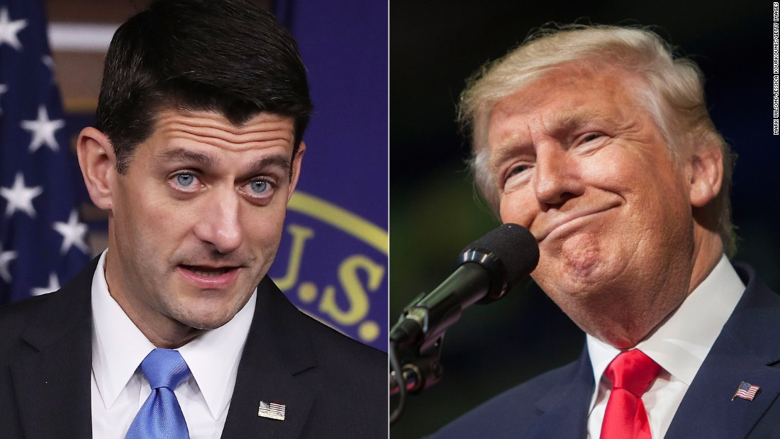 Paul Ryan and allies brace for fallout in leadership race from Trump backers