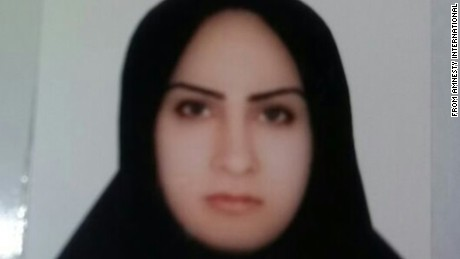 Zeinab Sekaanvand may be heading to the gallows as you read this story.