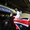 Ascot races Qipco Frankie Dettori Flying Officer wins