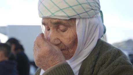 Meet a 115-year-old refugee