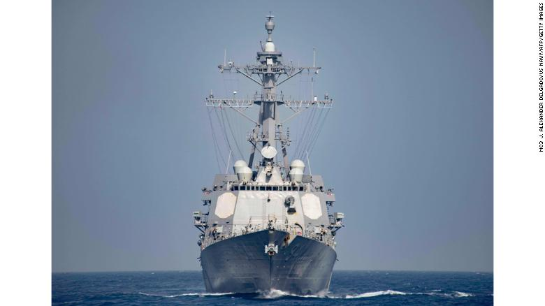 US Navy to order operational pause