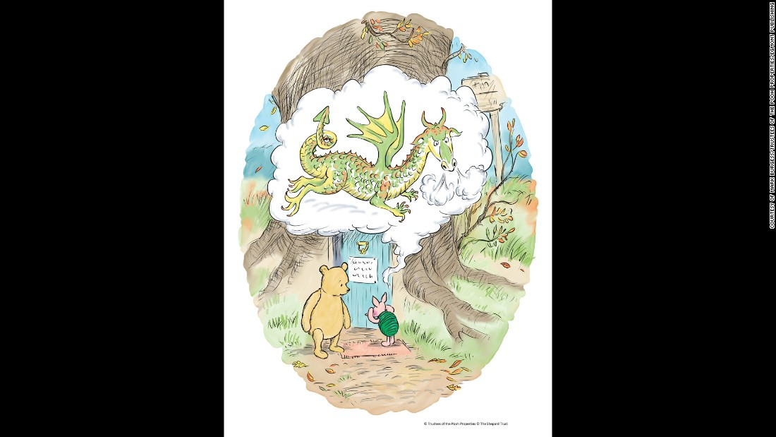 The new anniversary sequel will see Pooh Bear and Piglet get up to some new adventures.