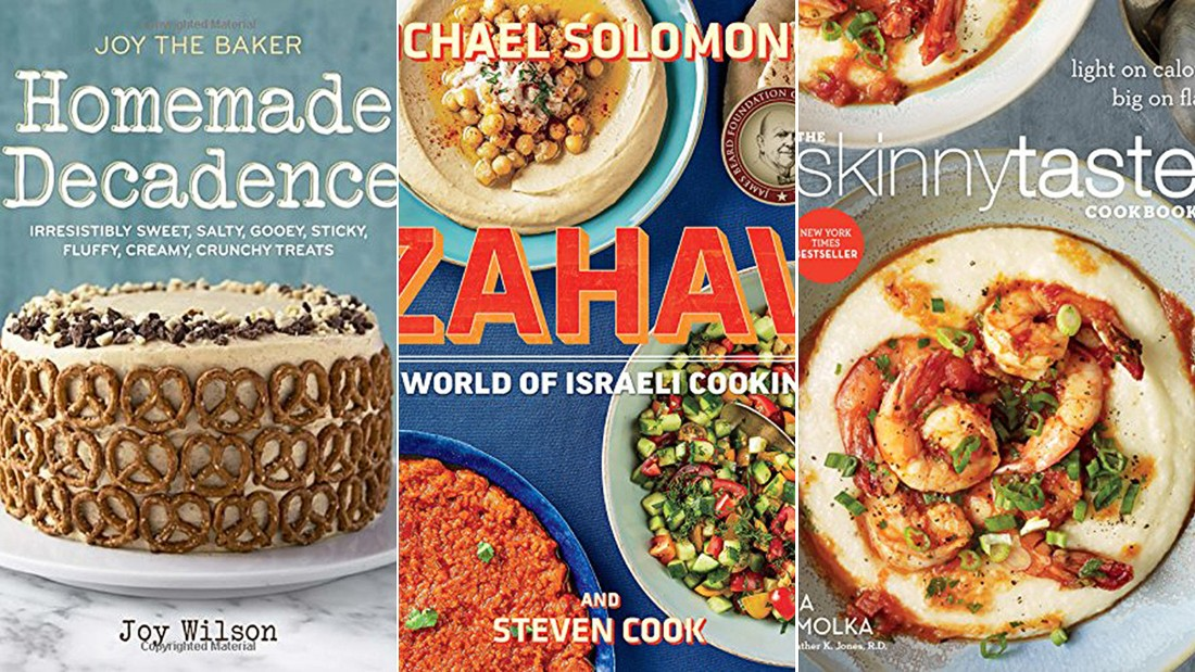 Amazons 100 Books For A Lifetime Of Cooking And Drinking Cnn Travel
