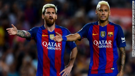Smaller clubs will have less chance of taking on top teams such as Barcelona.