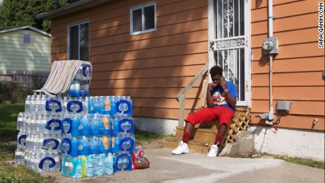 Many in Flint still need bottled water