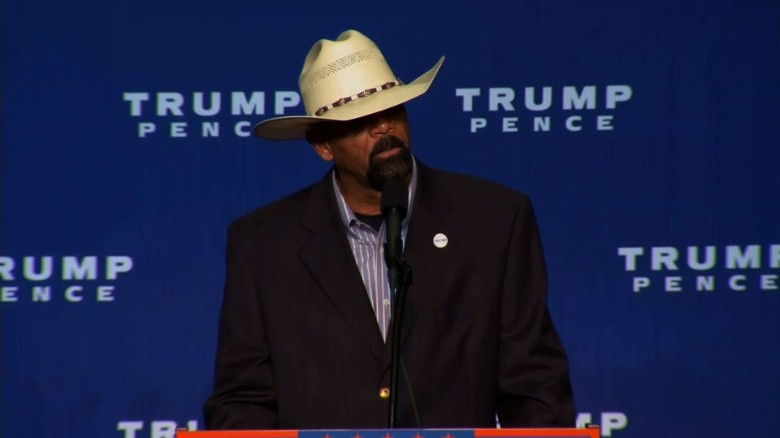 Sheriff David Clarke pitchfork torches America ctn_00000000