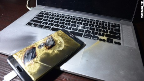 Related: Samsung loyalists refuse to return Galaxy Note 7s