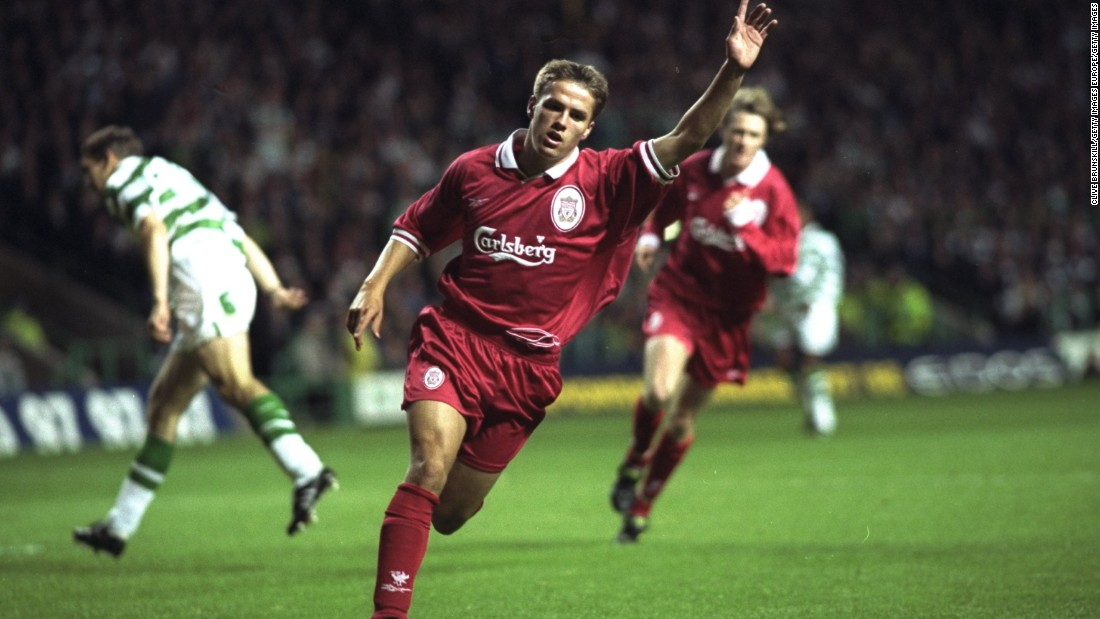 Owen enjoyed a hugely successful career as a footballer. He was crowned European Footballer of the Year in 2001 when he was a striker at Liverpool, before going on to play for Real Madrid, Newcastle, Manchester United and Stoke City.