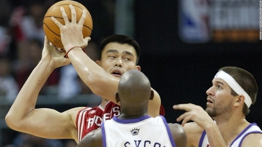 The NBA is also forging into other markets, following its 2004 milestone of becoming the first US professional sports league to stage a contest in China.