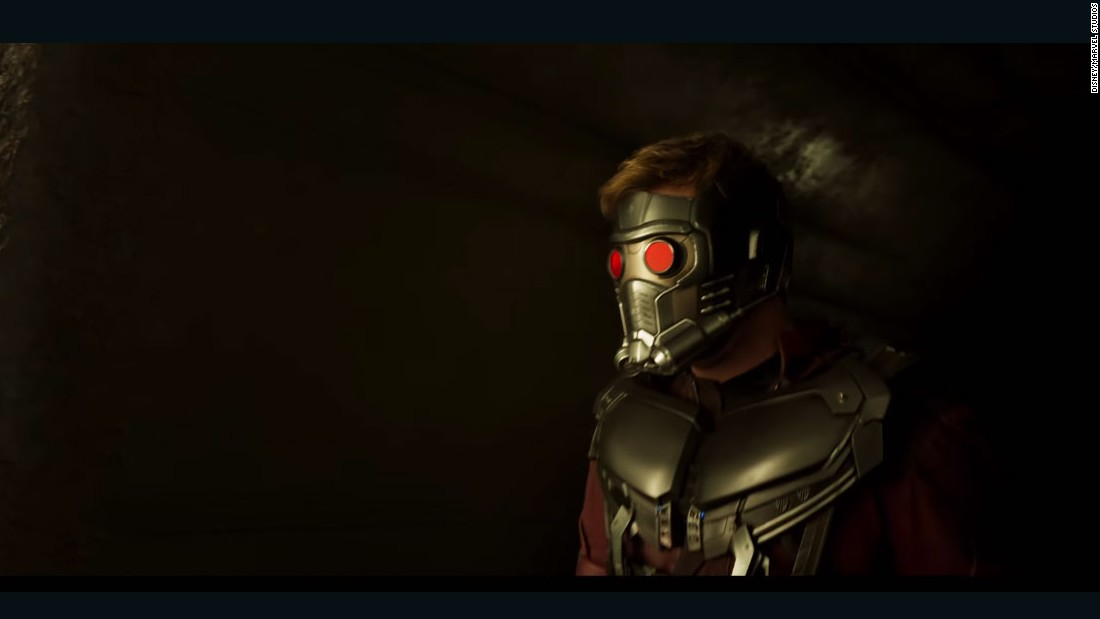 New 'Guardians of Galaxy' sequel trailer debuts