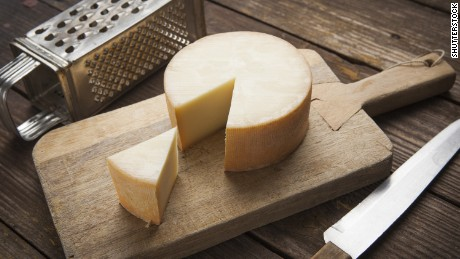 The fatty acids in the secret formula can be found in cheese