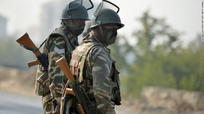 India-Pakistan tensions flaring in Kashmir