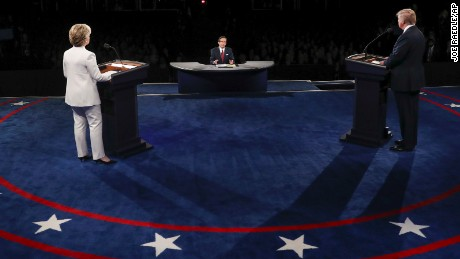 The final presidential debate