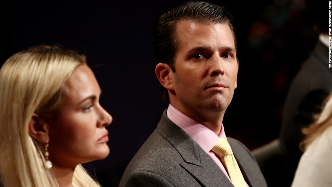 Trump's daughter-in-law opens letter containing suspicious ...