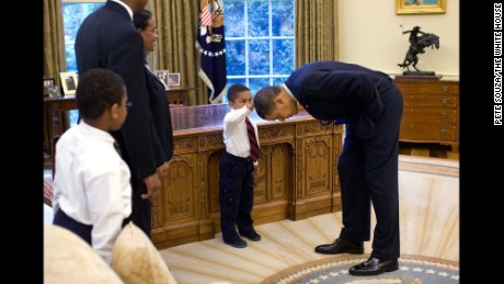 100 moments from Obama's presidency