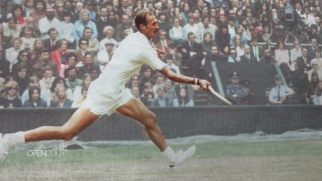 Stan Smith: Tennis' fashion icon